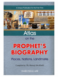 Atlas-on-the-Prophet's-Biography:-Places,-Nations